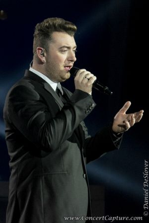 Sam Smith Live in Chicago