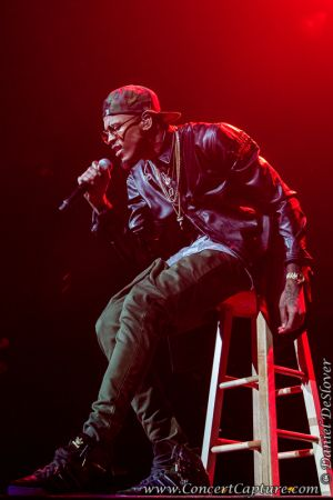 Usher Live in Chicago