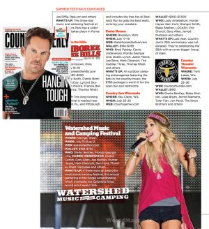Country Weekly - Carrie Underwood