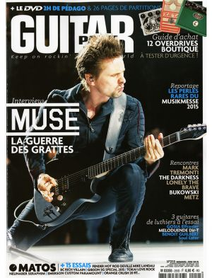 Guitar Part (France) - Matthew Bellamy (COVER)