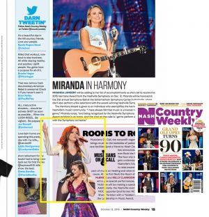 NASH Country Weekly - Martina McBride