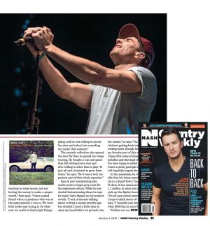 NASH Country Weekly - Sam Hunt