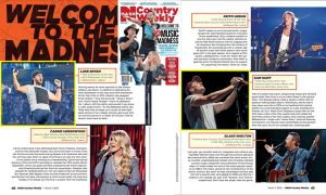NASH Country Weekly - Luke Bryan and Sam Hunt