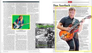 Rolling Stone India - Kevin Parker (Tame Impala) and Dan Auerbach (The Black Keys)