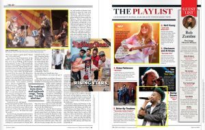 Rolling Stone India - Neil Young, Jenny Lewis and Danny Brown