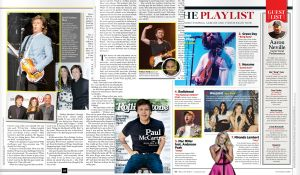 Rolling Stone India - Paul McCartney, Dweezil Zappa and Mac Miller