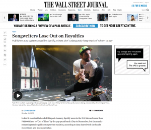 WallStreetJournal.com - A Day to Remember
