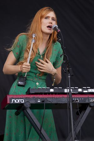 Nora Kirkpatrick - Edward Sharpe and the Magnetic Zeros