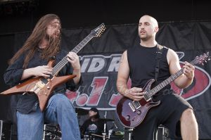Oli Herbert and Mike Martin - All That Remains