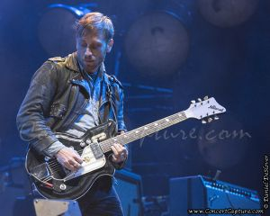 Dan Auerbach of The Black Keys performs at the Bottle Rock Music Festival in Napa Valley, CA, USA on Friday, May 10, 2013