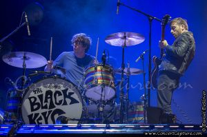 Patrick Carney and Dan Auerbach of The Black Keys performs at the Bottle Rock Music Festival in Napa Valley, CA, USA on Friday, May 10, 2013