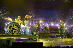 The Black Keys perform live in Chicago