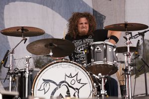 John Fred Young - Black Stone Cherry