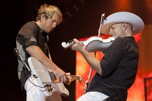 Joe Don Rooney and John Jeansonne - Rascal Flatts