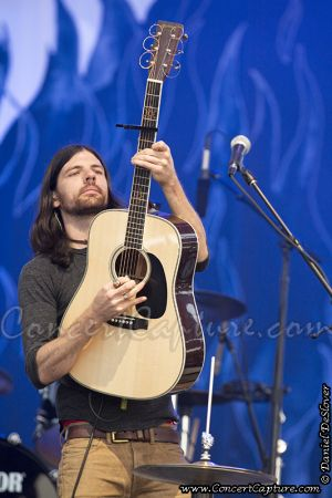 Seth Avett of The Avett Brothers performs at the Bottle Rock Music Festival in Napa Valley, CA, USA on Thursday, May 9, 2013