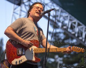 Gordon Gano of Violent Femmes performs at the Bottle Rock Music Festival in Napa Valley, CA, USA on Thursday, May 9, 2013
