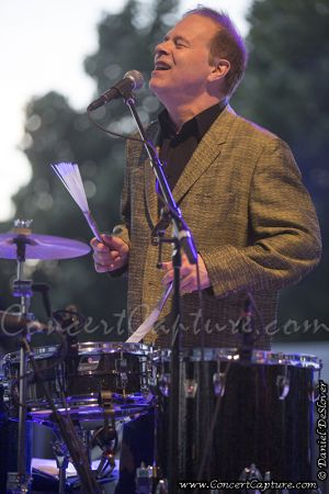 Victor DeLorenzo of Violent Femmes performs at the Bottle Rock Music Festival in Napa Valley, CA, USA on Thursday, May 9, 2013